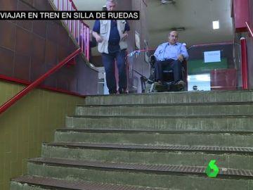 Carmelo Dorado, portavoz de la Federación de Asociaciones de Personas con discapacidad