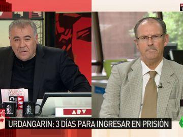 """Pascual Vives, abogado de Urdangarin en el juicio del 'caso Nóos': """"Determinados delitos podrían haber quedado absueltos"""""""