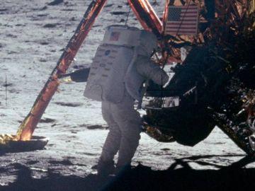 Neil Armstrong era amigo del padre de Murray