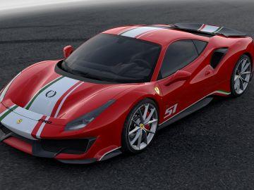 Ferrari 488 Pista Pilota