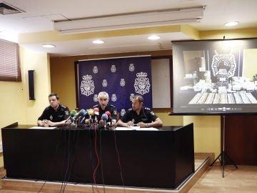 El comisario principal de la Policía Nacional en Navarra