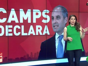 Camps no defrauda ni de madrugada: niega que el PP haya sido condenado por Gürtel, echa un capote a Zaplana y resta credibilidad a Ricardo Costa
