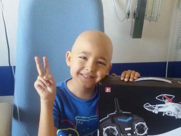 Antonio Manuel, el niño que buscaba un donante de médula compatible