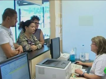 Los migrantes del Aquarius tendrán su número de filiación sanitaria