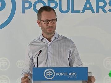 Javier Maroto, vicesecretario del Partido Popular
