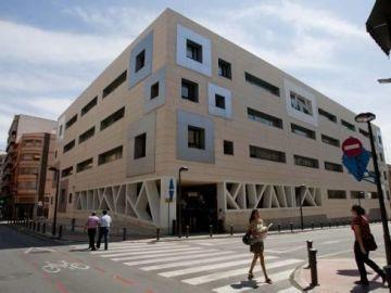 Imagen de la comisaria de la Policía Nacional de Alicante