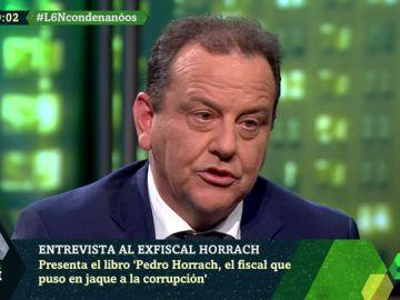 El exfiscal del caso Nóos Pedro Horrach