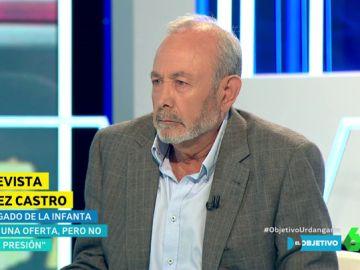 El juez instructor del caso Nóos José Castro