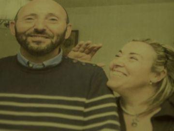 Ginés Hernández y Nieves Triviño, exmiembros de la iglesia del Palmar de Troya