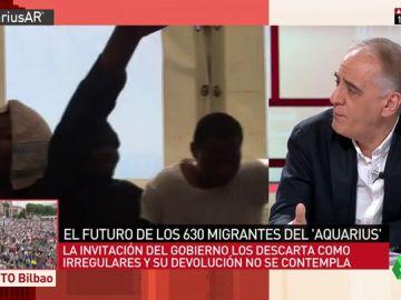 """Ignacio Cembrero habla del aumento de migrantes que llegan a España: """"No es casualidad. Marruecos lo está permitiendo y tolerando"""""""
