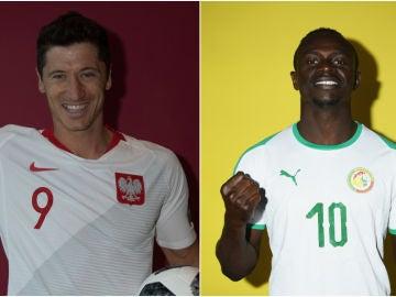 Polonia - Senegal, partido del Mundial de Rusia