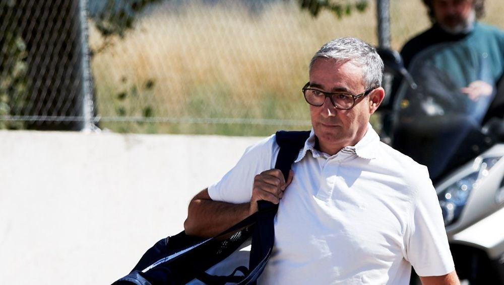 Imagen de Diego Torres entrando en prisión