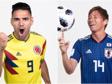 Colombia - Japón, partido de la primera jornada de la fase de grupos del Mundial de Rusia