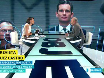 Ana Pastor entrevista a José Castro