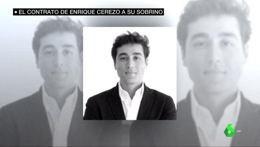 El sobrino de Enrique Cerezo se benefició de un contrato en exclusiva por las obras de remodelación del Wanda