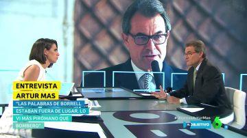Ana Pastor entrevista a Artur Mas