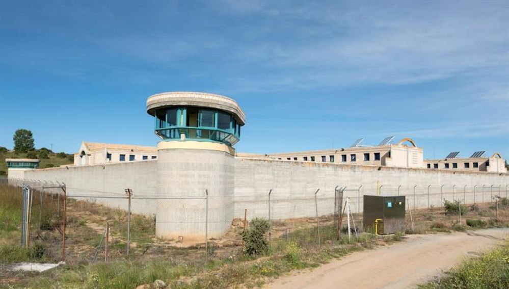 La cárcel de Brieva, en la que ha ingresado Iñaki Urdangarin