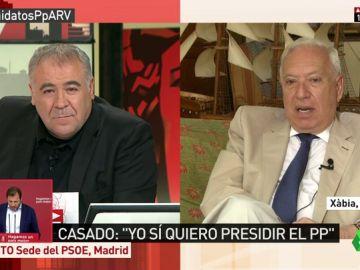 """José Manuel García Margallo: """"Quiero ser presidente del Gobierno en dos años"""""""