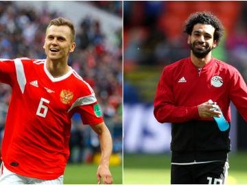 Rusia - Egipto, partido del Mundial de Rusia