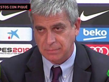 El Barcelona empieza a hartarse de Piqué