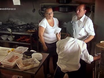 Pesadilla en la cocina El Racó Maritim