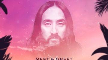 Meet and Greet con Steve Aoki en UNITE with Tomorrowland Barcelona
