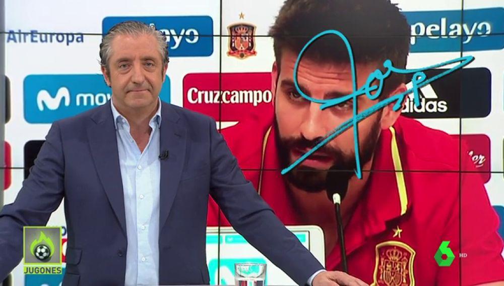 """Josep Pedrerol: """"Piqué consiguió que Bartomeu fuese el último en enterarse de qué iba la película que había montado Piqué"""""""