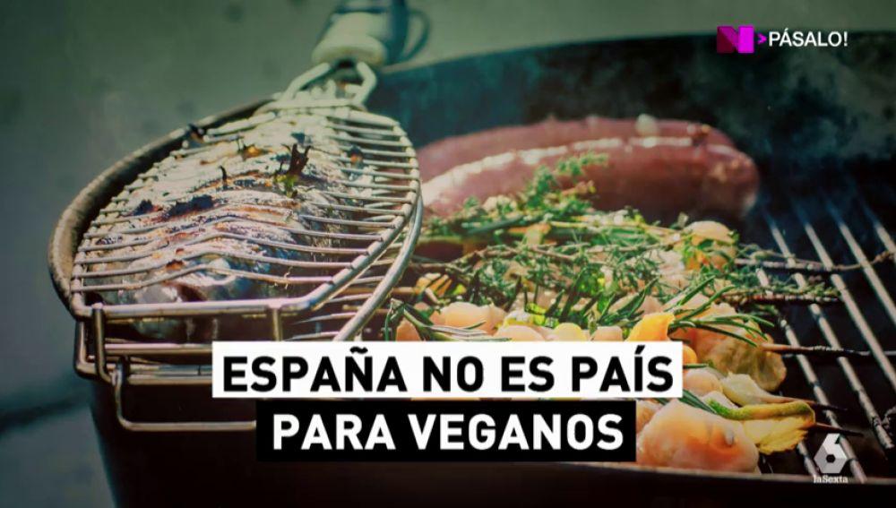 España no es país para veganos: el tercer país europeo que más carne y pescado consume