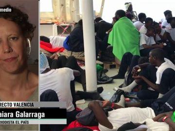 Huir de Sudán con once años para recibir latigazos en Libia: así recaló Mohamed en el Aquarius