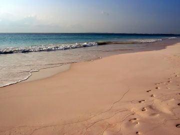 Playas rosas