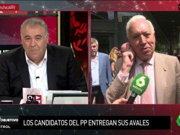 """Las propuestas de García-Margallo para liderar el PP y España: """"Propongo volver al método del 77"""""""