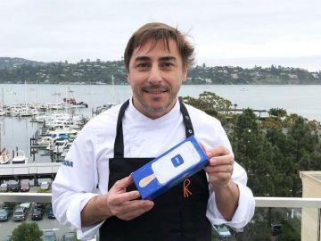El chef Jordi Roca