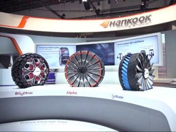 Fabricante de neumáticos Hankook