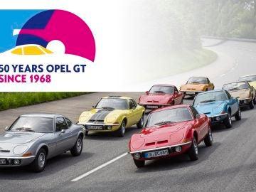 18° encuentro clásico 'Opelvillen' en Rüsselsheim