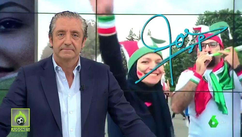 """Josep Pedrerol: """"Se trata de que todos seamos iguales. Aquí, en Moscú y en Irán. Algo que no debería ser tan difícil"""""""