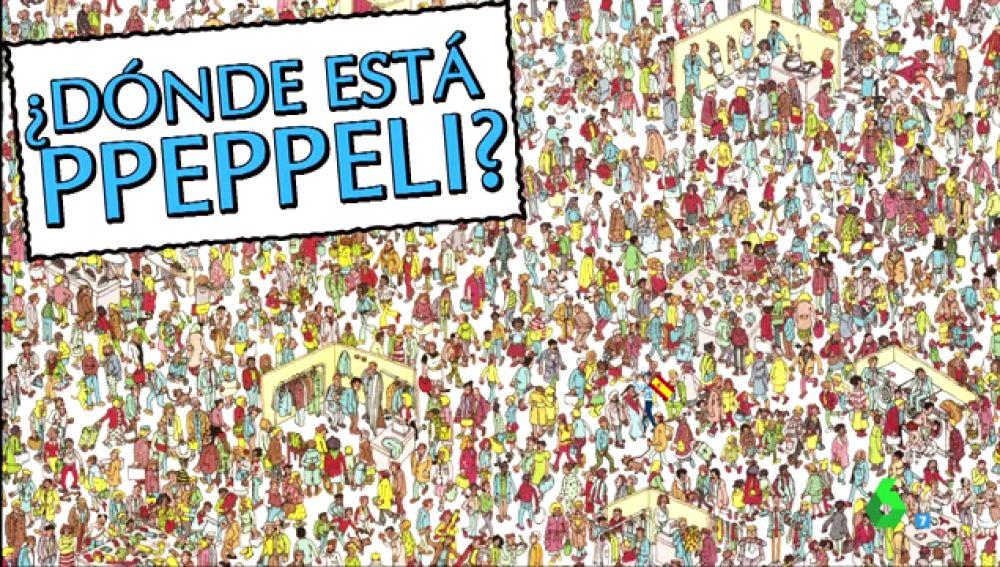 ¿Dónde está PPePPeli?
