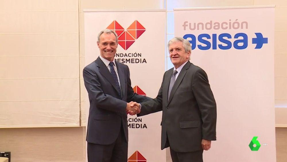 La Fundación Atresmedia llevará entretenimiento a los niños de hospitales de la Fundación Asisa