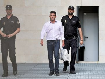 El presidente de la Diputación de Valencia, Jorge Rodríguez, queda en libertad.