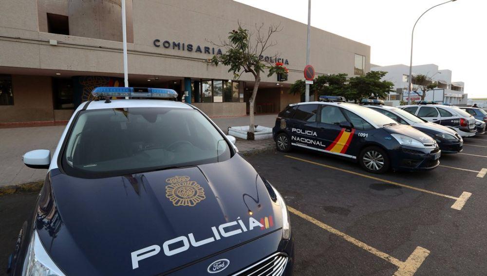 Imagen de la comisaría de Maspalomas