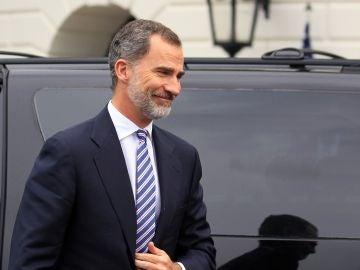 El Rey Felipe VI en Girona
