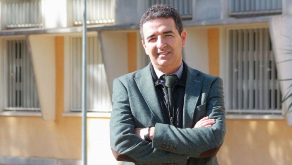 Eugenio Pizarro, exsecretario de Justicia andaluz