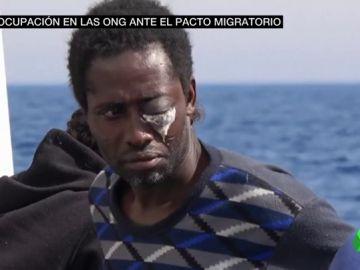 Migrantes sin derechos y condenados a morir: las ONG alerta del peligro del pacto europeo sobre inmigración