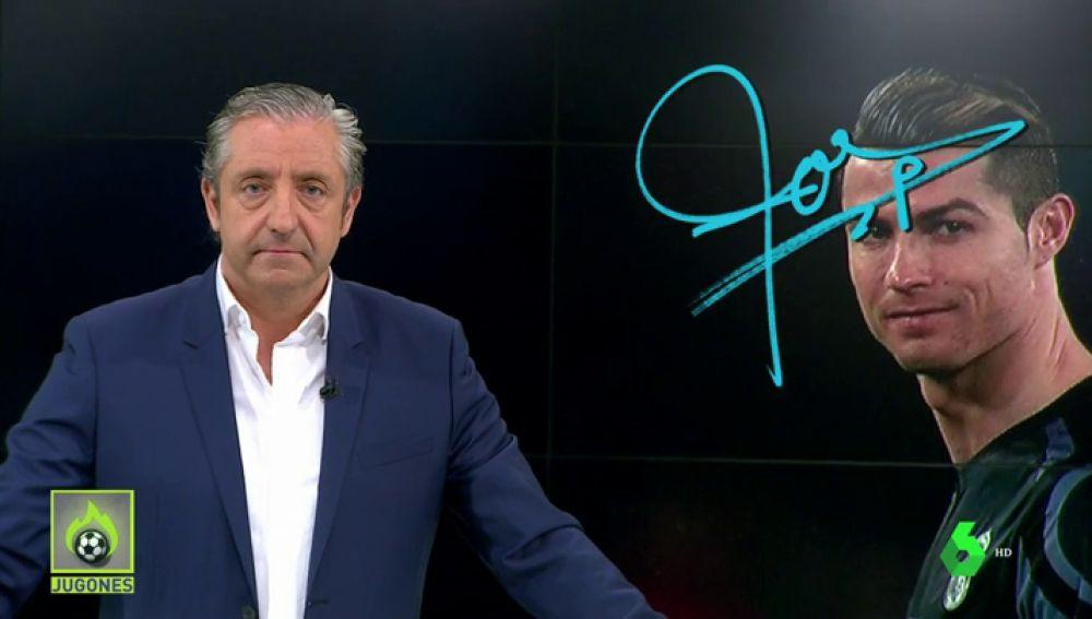 """Josep Pedrerol: """"El socio lo tiene claro. Cristiano no se vende. Cristiano no se regala""""."""