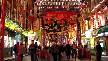Los barrios chinos más espectaculares del mundo
