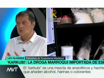 'Karkubi': la nueva droga que mezcla ansiolíticos y hachís con alcohol