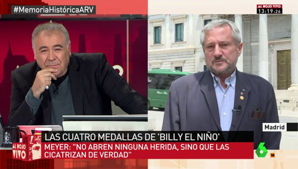 Willy Meyer, víctima de Billy el Niño