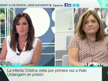 La periodista de 'El País', Mábel Galaz