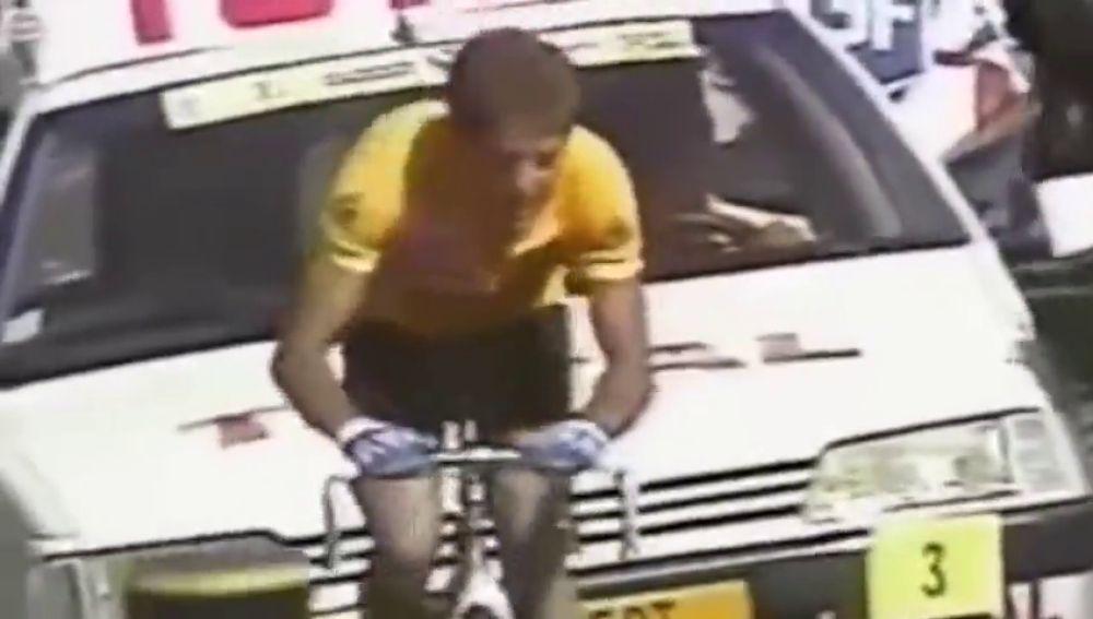Cuando no éramos los mejores, 30 años del épico Tour de Perico Delgado