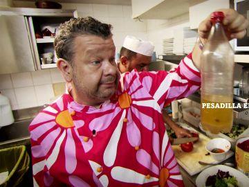 """Alberto Chicote visita este miércoles una """"joyita de restaurante en Pesadilla en la cocina"""
