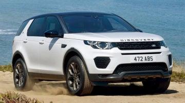 Land Rover Discovery Sport 'Landmark'